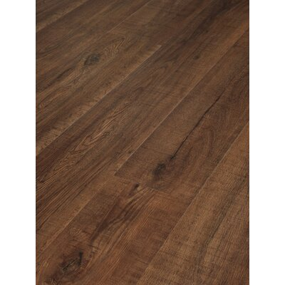 MasterCore 6 x 48 x 5mm Luxury Vinyl Plank in Caf�
