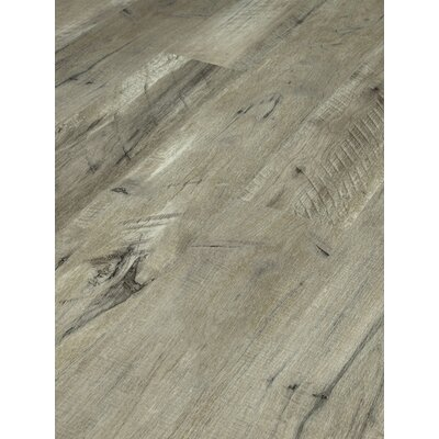 MasterCore 6 x 48 x 5mm Luxury Vinyl Plank in Washed Barnwood