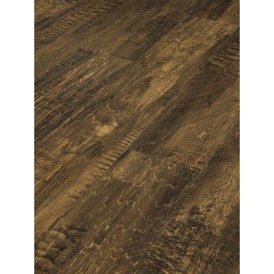 Mountain Range 6 x 48 x 3mm Luxury Vinyl Plank in Bronzed Maple
