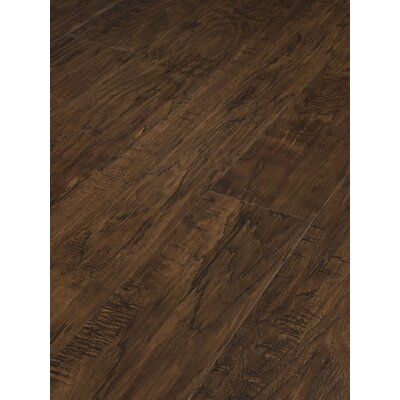 Mountain Range 6 x 48 x 3mm Luxury Vinyl Plank in Hillside Hickory