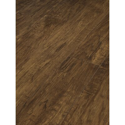 Mountain Range 6 x 48 x 3mm Luxury Vinyl Plank in Vintage Hickory