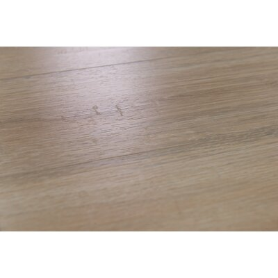 American Craft 6.12 x 47.25 x 12mm Oak Laminate Flooring in Brown