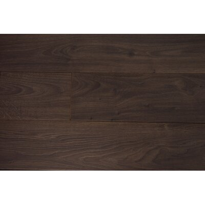 American Craft 4.87 x 47.25 x 12mm Oak Laminate Flooring in Brown
