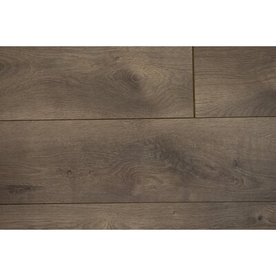 American Craft 6 x 47 x 12mm Oak Laminate Flooring in Brown