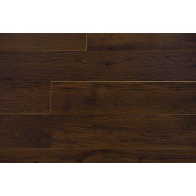 American Craft 4.87 x 47.25 x 12mm Oak Laminate Flooring in Brown