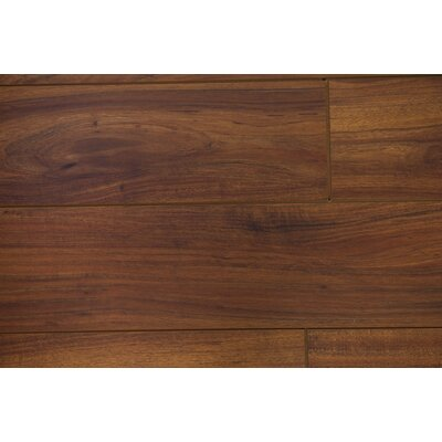 Zurich 6.12 x 47.25 x 12mm Acacia Laminate Flooring in Caramel