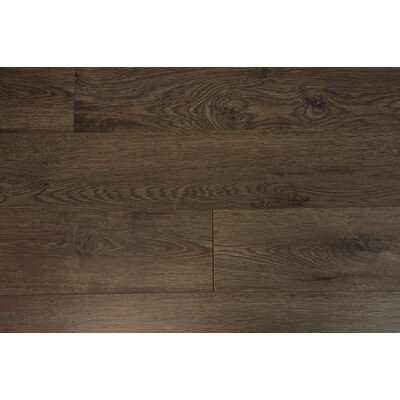 Black Forest 6 x 55 x 12mm Oak Laminate Flooring in Brown