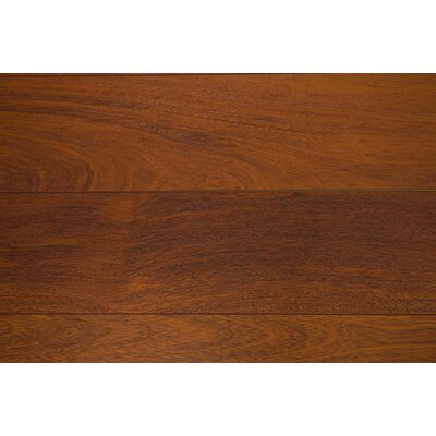 Marseille 6 x 55 x 12mm Mahogany Laminate Flooring in Syrup