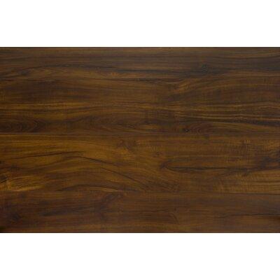 Hewn 7.5 x 48 x 12mm Oak Laminate Flooring in Brown