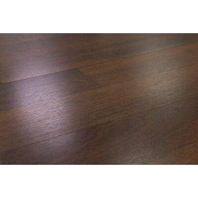 Paradigm 7.5 x 47.25 x 8mm Merbau Laminate Flooring in Red