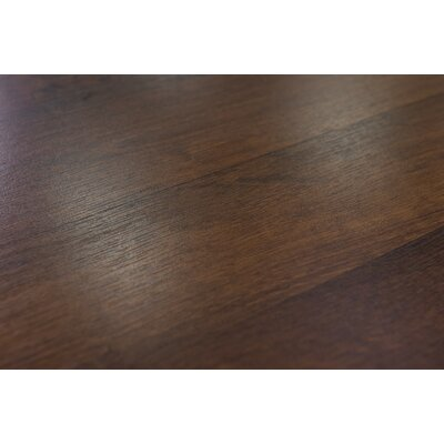 Paradigm 7.5 x 47.25 x 8mm Oak Laminate Flooring in Brown