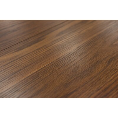 Palermo 7.5 x 47.25 x 8mm Oak Laminate Flooring in Cinnamon