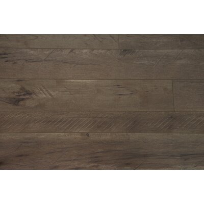 Union 3.5 x 48 x 12mm Oak Laminate Flooring in Gray