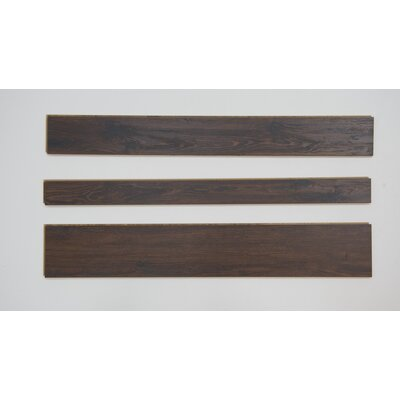 Cofete Beach 3.5 x 48 x 12mm Oak Laminate Flooring in Raisin