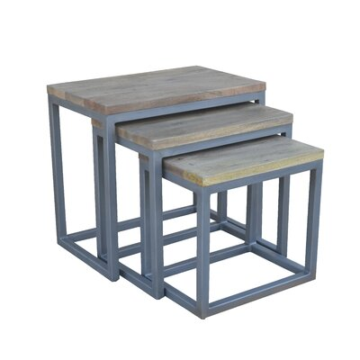 Cassidy 3 Piece Nesting Tables
