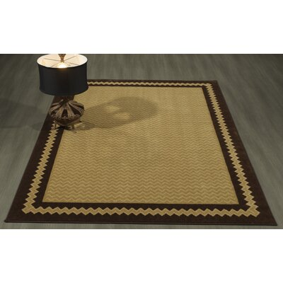 Arline Brown Area Rug