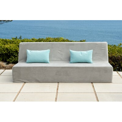 Acheson Sofa Fabric: Gray