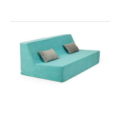 Acheson Sofa Fabric: Blue