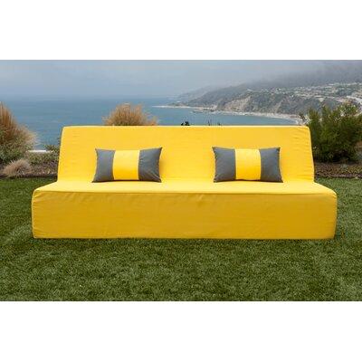 Acheson Sofa Fabric: Yellow