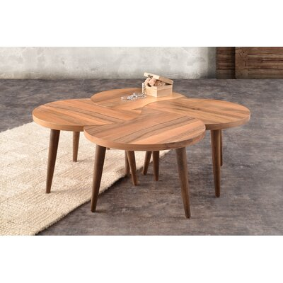 Ramiro Wood Coffee Table