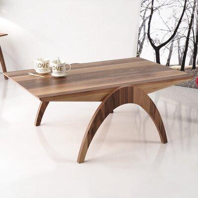 Boan Simple Wood Coffee Table