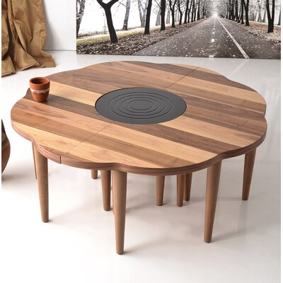Greaves Walnut Coffee Table