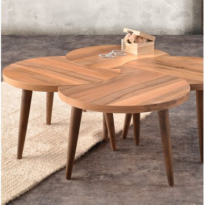 Ramiro Wood Coffee Table