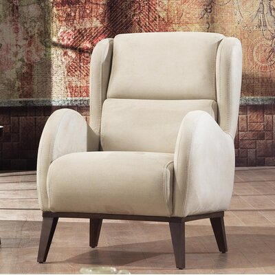 Danos Modern Wingback Chair