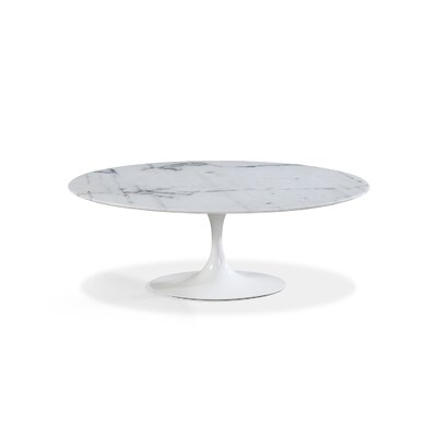 Marble Dining Table Size: 28.75