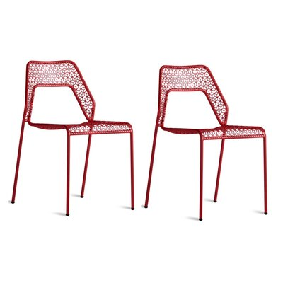 Balthrop Kids Side Chair Color: Red