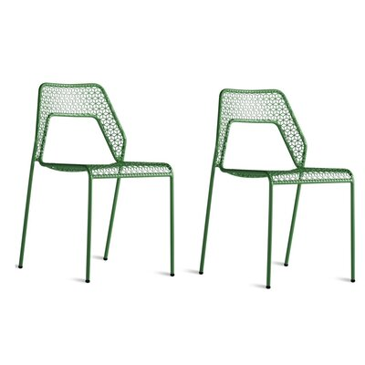 Balthrop Kids Side Chair Color: Green