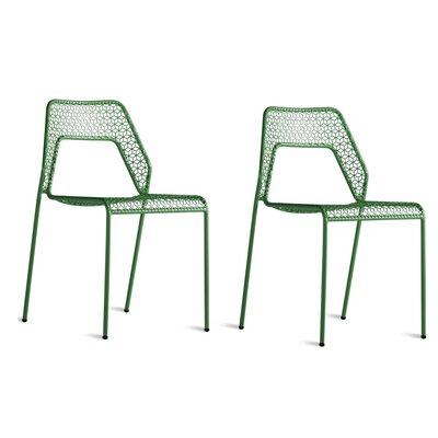 Balthrop Kids Side Chair Color: Green