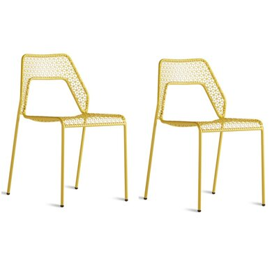 Balthrop Kids Side Chair Color: Yellow