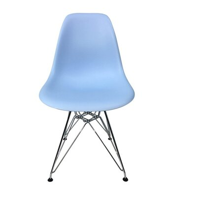Polanco Dining Chair Color: Blue