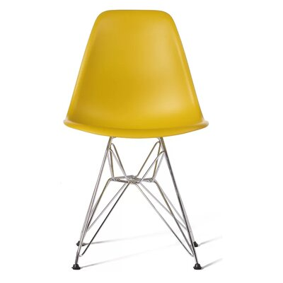 Polanco Dining Chair Color: Yellow