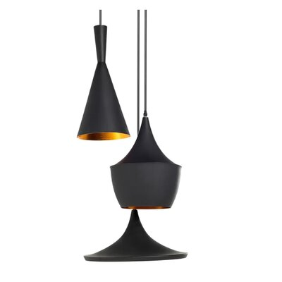 Alleyne 3-Light Cluster Pendant