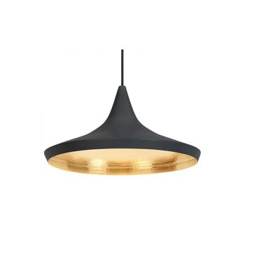 Alleyne 1-Light Inverted Pendant