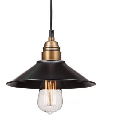 Aldo 1-Light Mini Pendant