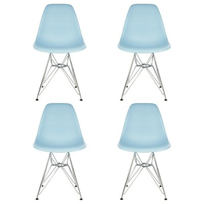 Coatesville Dining Chair Color: Baby Blue