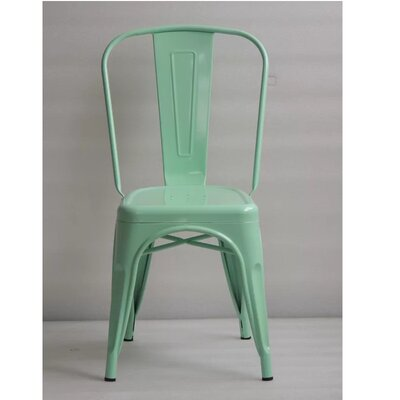 Mckeever Dining Chair Color: Mint