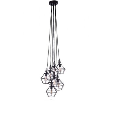 Covey 6-Light Cluster Pedant