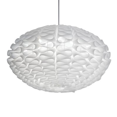 Crotts 1-Light Globe Pendant