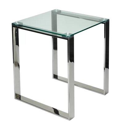 Borowski Glass End Table