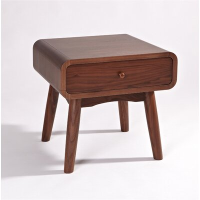 Chalmers Wood End Table