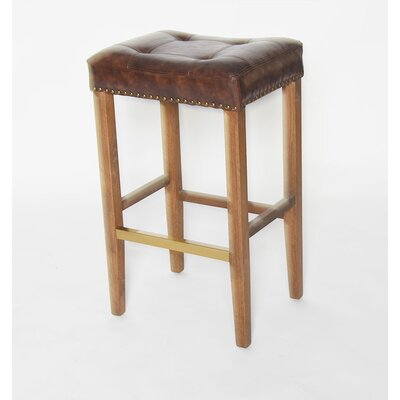 Corum Vintage Style Bar Stool