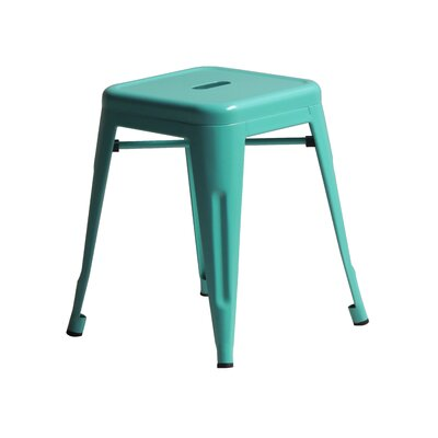 Crisler Dining Chair Color: Turqouise