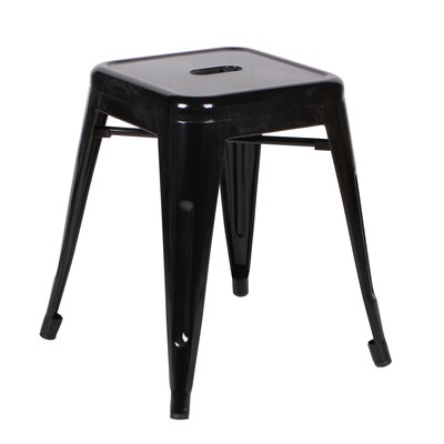 Crisler Dining Chair Color: Black