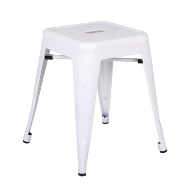 Crisler Dining Chair Color: White