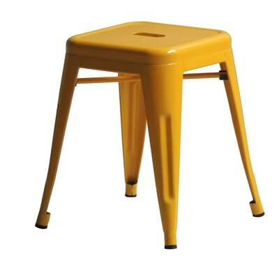 Crisler Dining Chair Color: Yellow