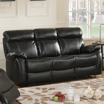 Chateau Leather Reclining Sofa